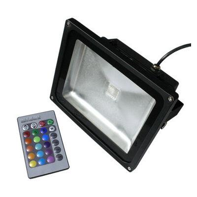 LED RGB reflektor 30W 230V