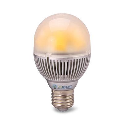 LED E27 8W 500lm 2800K szabályozható körte lámpa