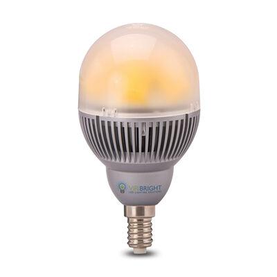 LED E14 8W 500lm 2800K szabályozható körte lámpa